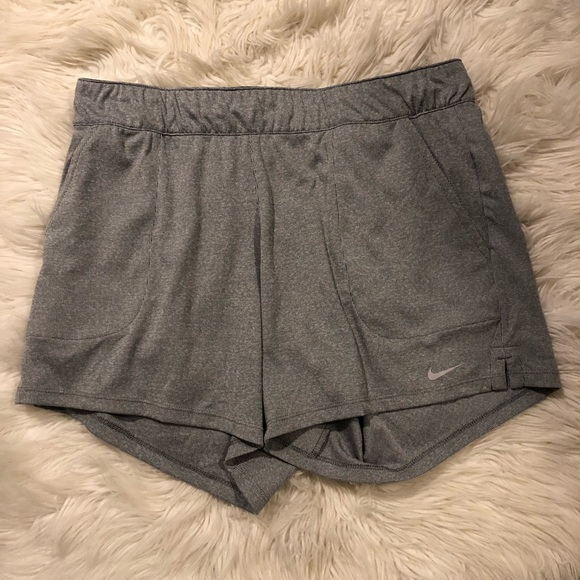 Nike Pants - Nike athletic shorts. Striped, incredibly soft